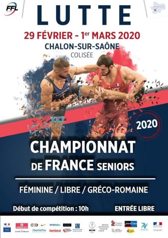 """Résultat de recherche d'images pour """"championnat de france lutte 2020"""""""
